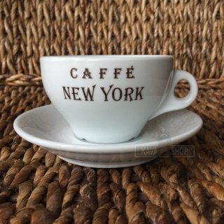 New York šálka DONNA -   CAPPUCCINO 180 ml