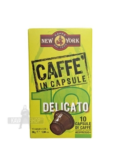 New York DELICATO kapsule 10ks
